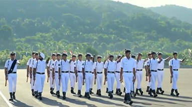Indian Navy Training Film
